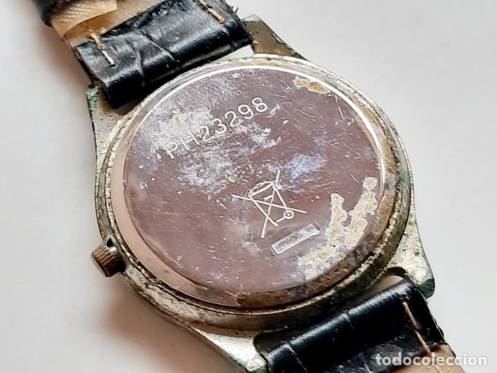 Relojes: RELOJ REFLEX QUARTZ - CAJA DE 35.MM DIAMETRO - Foto 8 - 221511386