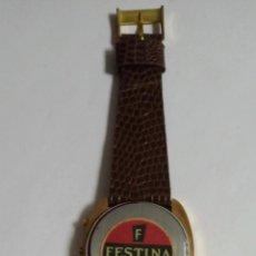Relojes: RARO RELOJ FESTINA SOLAR DE PRINCIPIOS DE LOS AÑOS 80. POR REPARAR.. Lote 221571788