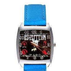 Relojes: RELOJ WATCH MONTRE LED-ZEPPELIN (COLOR AZUL). Lote 221672971