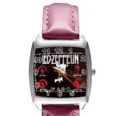 Relojes: RELOJ WATCH MONTRE LED-ZEPPELIN (COLOR ROSA). Lote 221673040