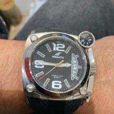 Relojes: RELOJ DE DISEÑO REGATA SPORTS TIME MODELO :R14004 CON BRÚJULA TAMAÑO GRANDE. FUNCIONA. VER LAS FOTOS. Lote 221681877