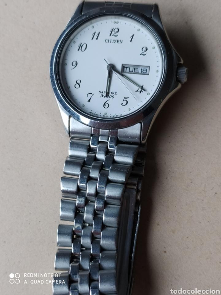 Relojes: Reloj Citizen WR 100 Sapphire - Foto 2 - 221693215