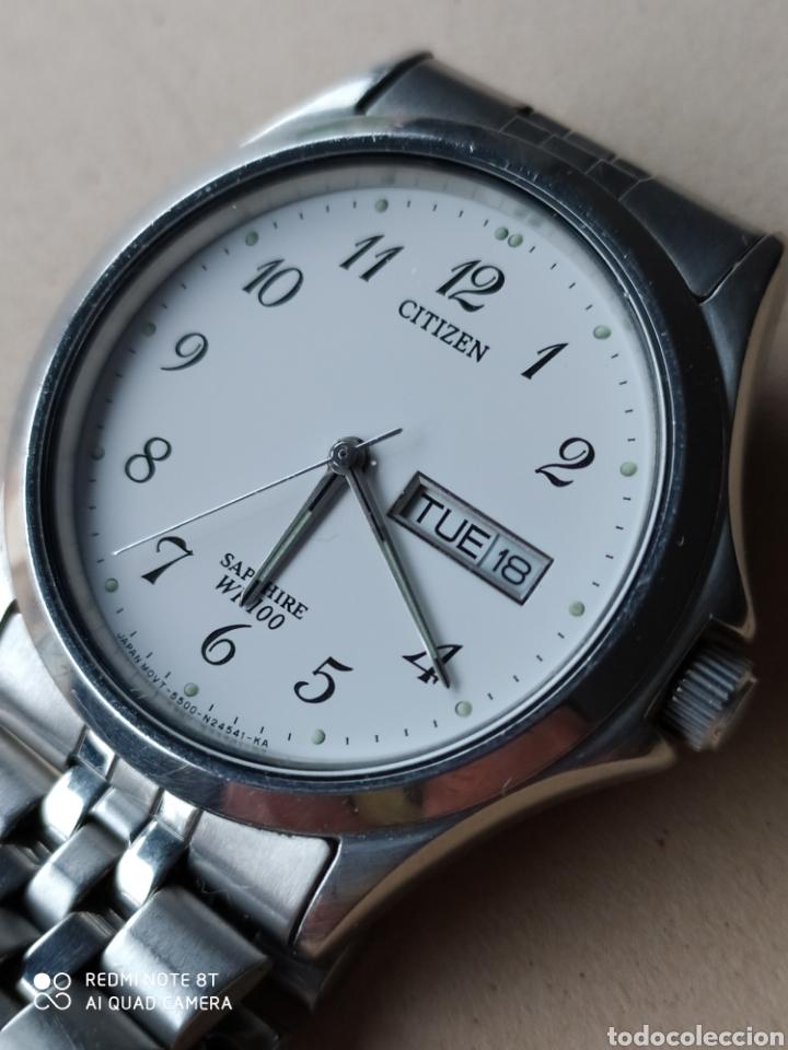 Relojes: Reloj Citizen WR 100 Sapphire - Foto 3 - 221693215