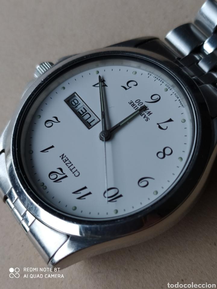 Relojes: Reloj Citizen WR 100 Sapphire - Foto 4 - 221693215