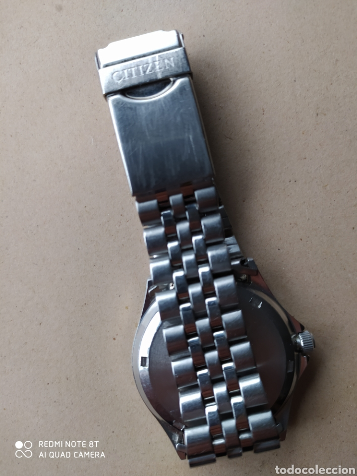 Relojes: Reloj Citizen WR 100 Sapphire - Foto 5 - 221693215