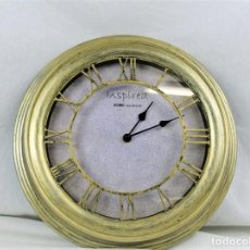 Relojes: BONITO RELOJ DE PARED. Lote 221709516