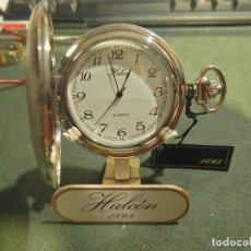Relojes: RELOJ DE BOLSILLO MARCA HALCON. Lote 221714048