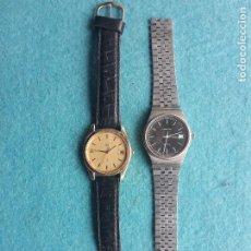 Relojes: LOTE DE 2 RELOJES CERTINA CUARZO PARA CABALLERO. Lote 221800206