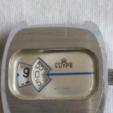 Relojes: LUYPE RELOJ DIGITAL MECANICO DE SALTOS PARA REVISAR. Lote 221865057