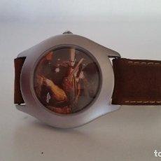 Relojes: RELOG MAD SWIZE,WATERRESISTANT,12 INTERNACIONAL CONGREOF SPELEOGY 1997.UIS.STAINLENLSS STEELBACK. Lote 221943935
