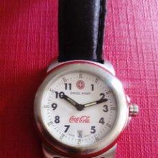 Relojes: RELOJ SWISS ARMY DE MUJER. NO FUNCIONA. Lote 222021671