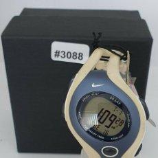 Relojes: RELOJ DEPORTIVO NIKE NUEVO DE EXPOSICIÓN.. Lote 222108837