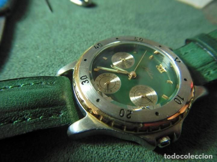 Relojes: Reloj cronografo halcon - Foto 2 - 222571088