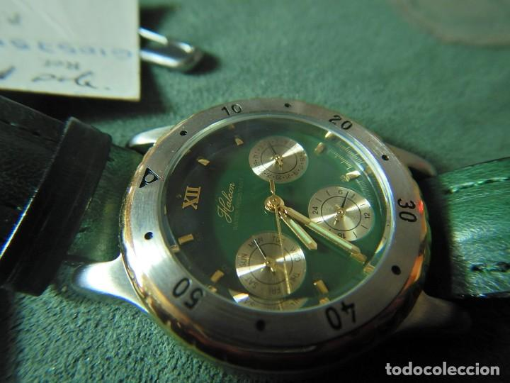 Relojes: Reloj cronografo halcon - Foto 3 - 222571088