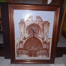 Relojes: RELOJ CATEDRAL TARRAGONA. Lote 222715711