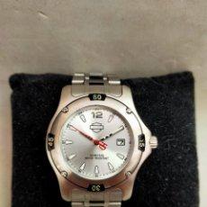 Relojes: RELOJ DE PULSERA DE SEÑORA HARLEY DAVIDSON. Lote 222943712