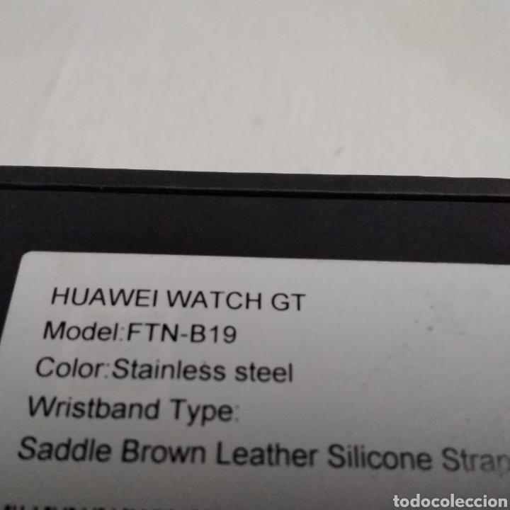Relojes: RELOJ INTELIGENTE HUAWEI WATCH GT (MODELO FTN-B19) - Foto 11 - 223354502