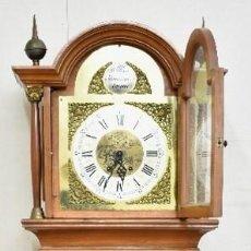 Relojes: RELOJ DE PIE WILLIAM JOURDAIN. Lote 223555487