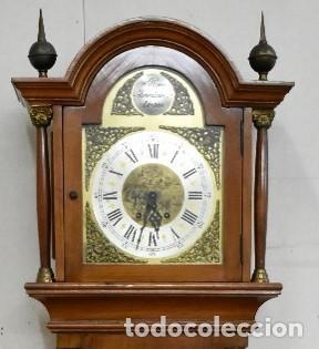 Relojes: RELOJ DE PIE WILLIAM JOURDAIN - Foto 6 - 223555487