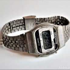Relojes: RELOJ BRADDON QUARTZ DIGITAL. Lote 223752410