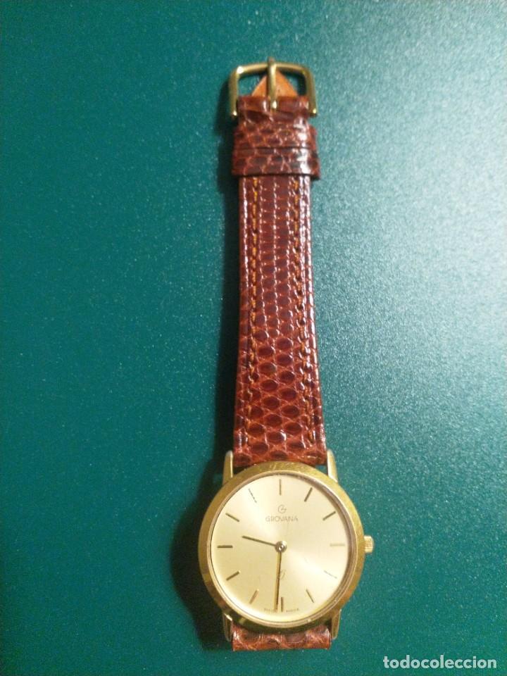 Relojes: Reloj suizo Grovana - Foto 2 - 223753858