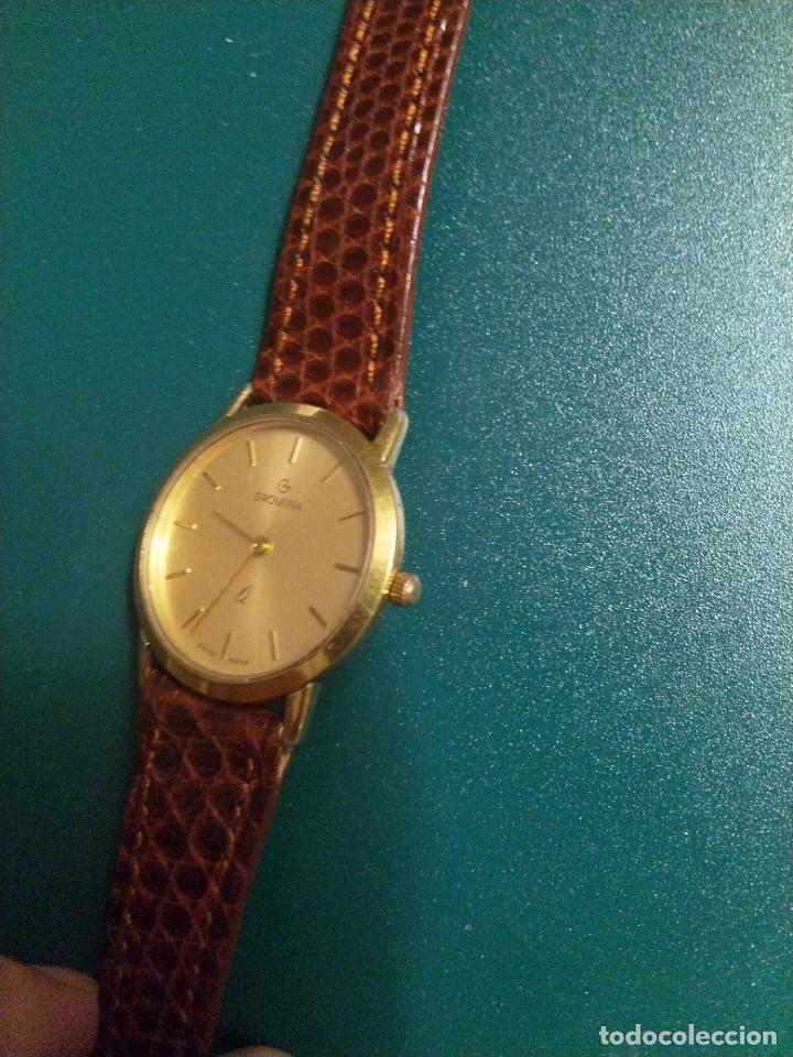 Relojes: Reloj suizo Grovana - Foto 6 - 223753858