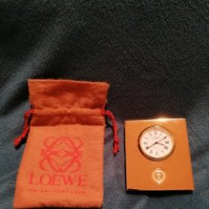 Relojes: RELOJ DE SOBREMESA LOEWE. 150 ANIVERSARIO. Lote 223988742