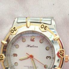 Relojes: RELOJ DE PULSERA MARCA HALCÓN WATER RESISTANT QUARTZ. Lote 224470620