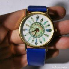 Relojes: RELOJ MODERNO QUARTZ - NUEVO - SOLO HACE FALTA PONER PILA. Lote 224631440