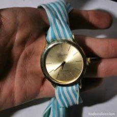 Relojes: RELOJ MODERNO QUARTZ - GENEVA PLATINUM - NUEVO - FUNCIONANDO. Lote 224631522