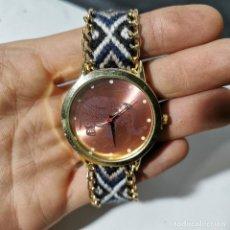 Relojes: RELOJ MODERNO QUARTZ - ELEFANTE - NUEVO - FUNCIONANDO. Lote 224631566