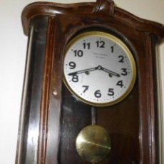 Relojes: RELOJ DE PARED MODERNISTA. Lote 224686073