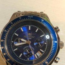 Relojes: PRECIOSO RELOJ FIREFOX CABALLEROS CRONOGRAFO EN PERFECTO ESTADO, VER FOTOS. Lote 224716777