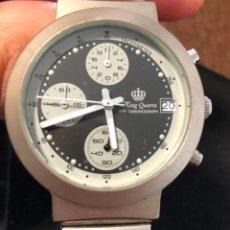 Relojes: RELOJ CRONOGRAFO TIME TRENDS TRENDS IN TIME. Lote 224718971