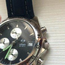Relojes: RELOJ PARA CABALLEROS UBAN SPIRIT CRONOGRAFO 38 MM. VER FOTOS. Lote 224780425