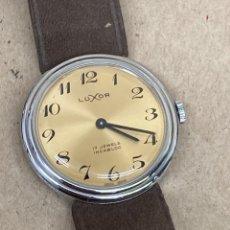 Relojes: RELOJ LUXOR CARGA MANUAL 17 JEWELS. Lote 224977850