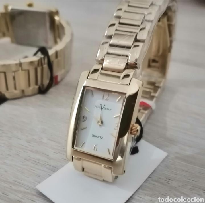 Relojes: Pareja de relojes. Paul Versan. Nuevos. ENVIO GRATIS. - Foto 2 - 225231740
