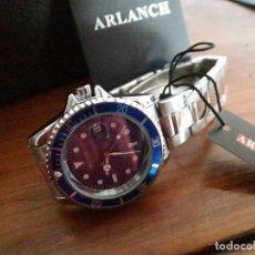 Relojes: ARLANCH SUBMARINER NUEVO EN SU CAJA. Lote 225958383