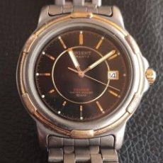 Relojes: ORIENT TITANIUM QUARTZ HT7015-60. Lote 226348050