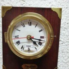 Relojes: RELOJ DE BITÁCORA. Lote 226355025