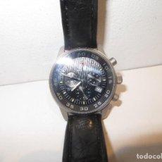 Relojes: RELOJ SWISS MILITARY CRONO BUENISIMO ESTADO-FUNCIONAMIENTO,BARATO. Lote 226387395