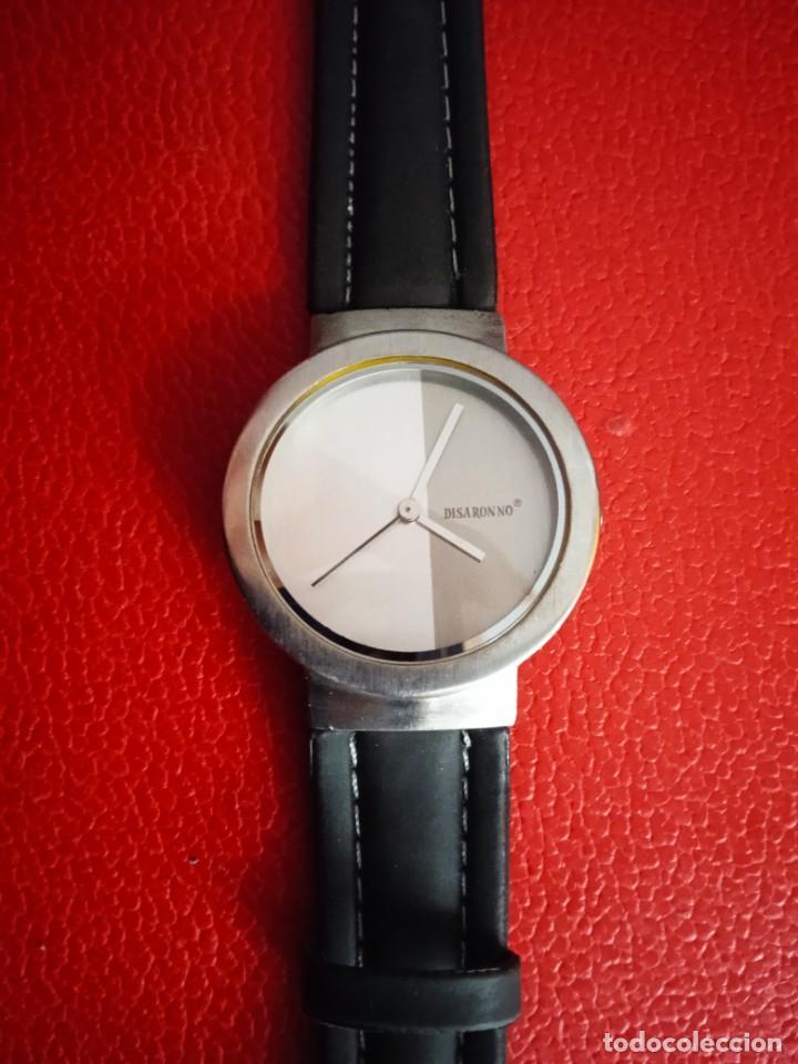 Relojes: RELOJ DISARONNO QUARZO ACERO NUEVO. - Foto 2 - 227734835