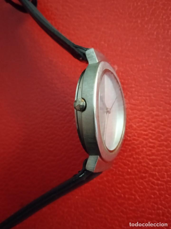 Relojes: RELOJ DISARONNO QUARZO ACERO NUEVO. - Foto 3 - 227734835