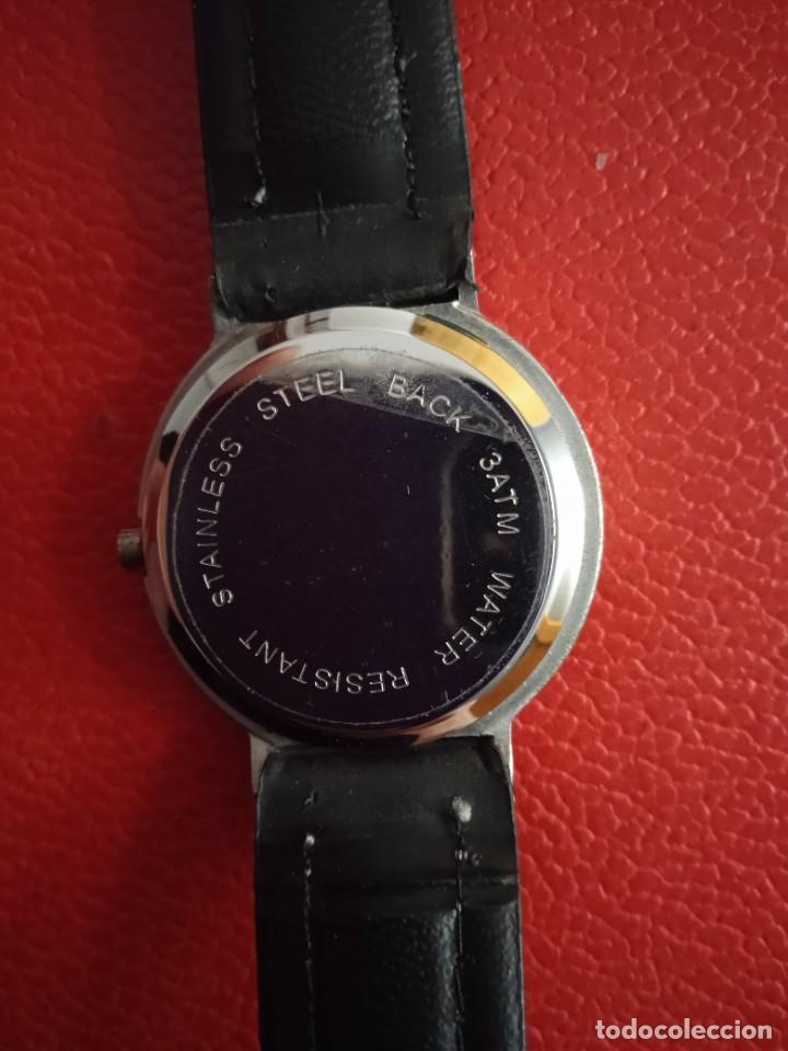 Relojes: RELOJ DISARONNO QUARZO ACERO NUEVO. - Foto 4 - 227734835