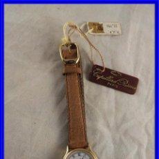 Relojes: RELOJ CAPILLARD RIEMS PARIS A ESTRENAR. Lote 228539250