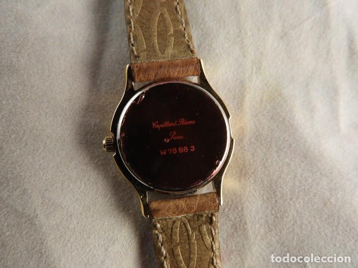 Relojes: RELOJ CAPILLARD RIEMS PARIS A ESTRENAR - Foto 5 - 228539250