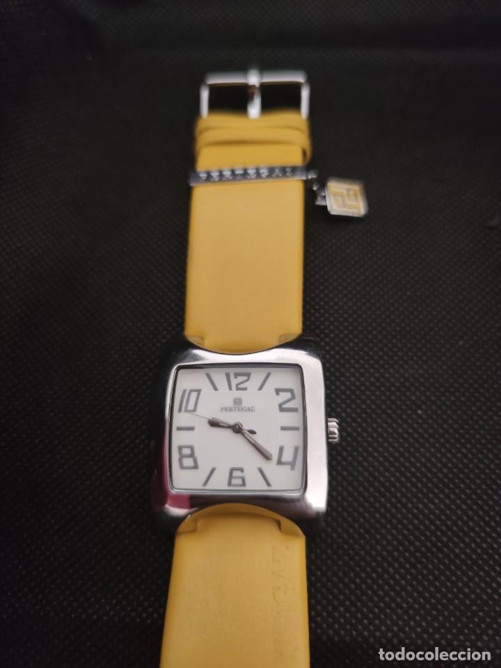 Relojes: PRECIOSO RELOJ CABALLERO PERTEGAZ MODELO P-70350. - Foto 2 - 229159690