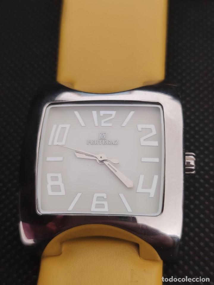 Relojes: PRECIOSO RELOJ CABALLERO PERTEGAZ MODELO P-70350. - Foto 6 - 229159690