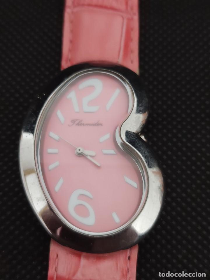 Relojes: PRECIOSO RELOJ DE SEÑORA THERMIDOR. FUNCIONA PERFECTAMENTE. - Foto 2 - 229170880