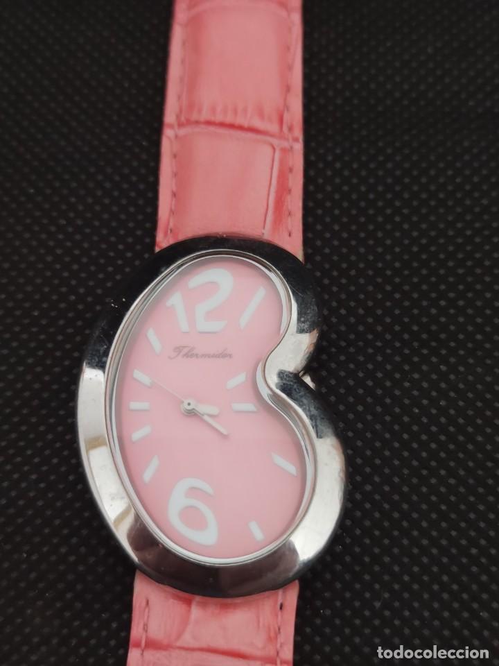 Relojes: PRECIOSO RELOJ DE SEÑORA THERMIDOR. FUNCIONA PERFECTAMENTE. - Foto 3 - 229170880